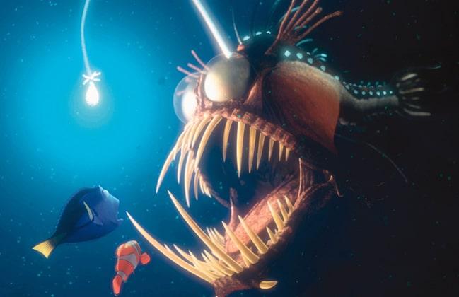 Baudroie des abysses Nemo