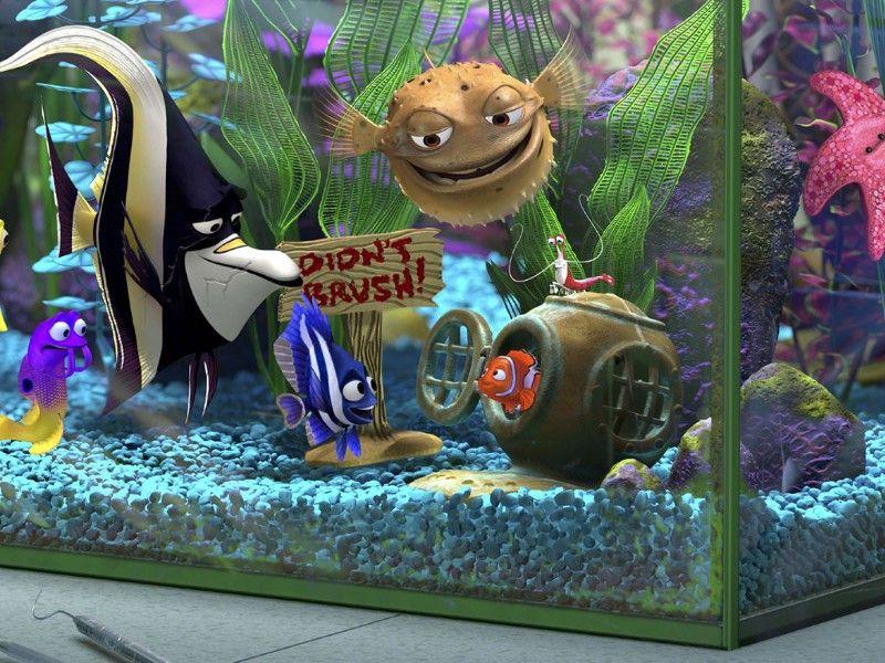 Aquarium Le Monde de Nemo
