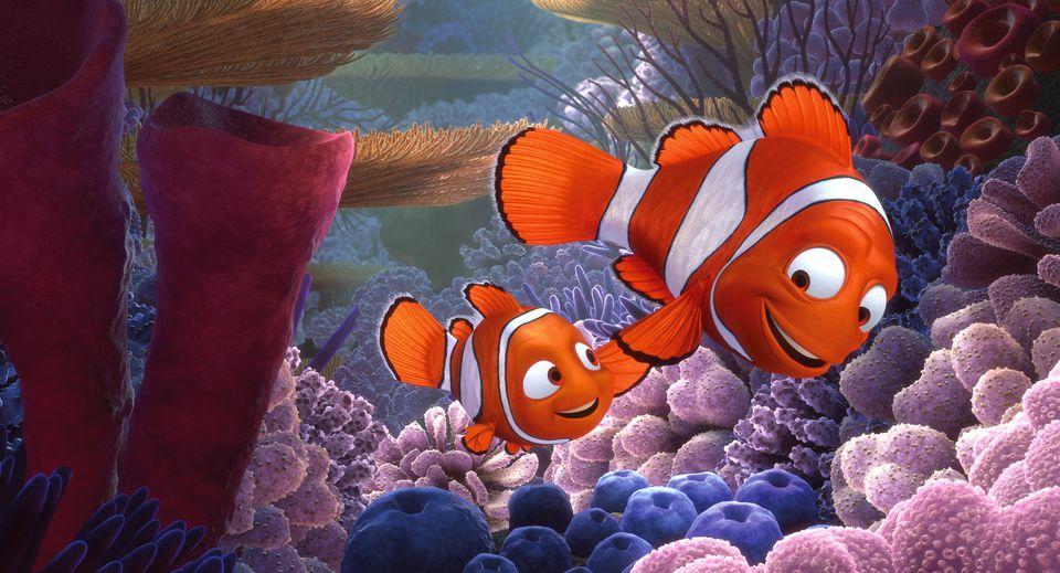 Le Monde de Nemo et Marlin