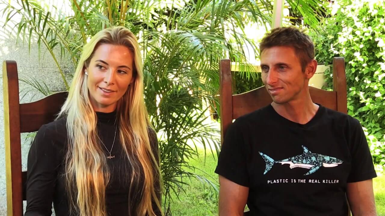 Ocean Ramsey et Juan Oliphant
