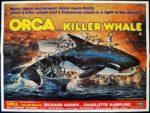 Orca Film Affiche